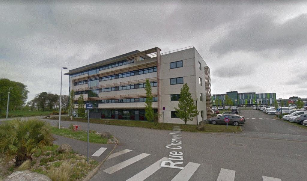 Bureaux - Guipavas - Zone de Prat-Pip 255 m2
