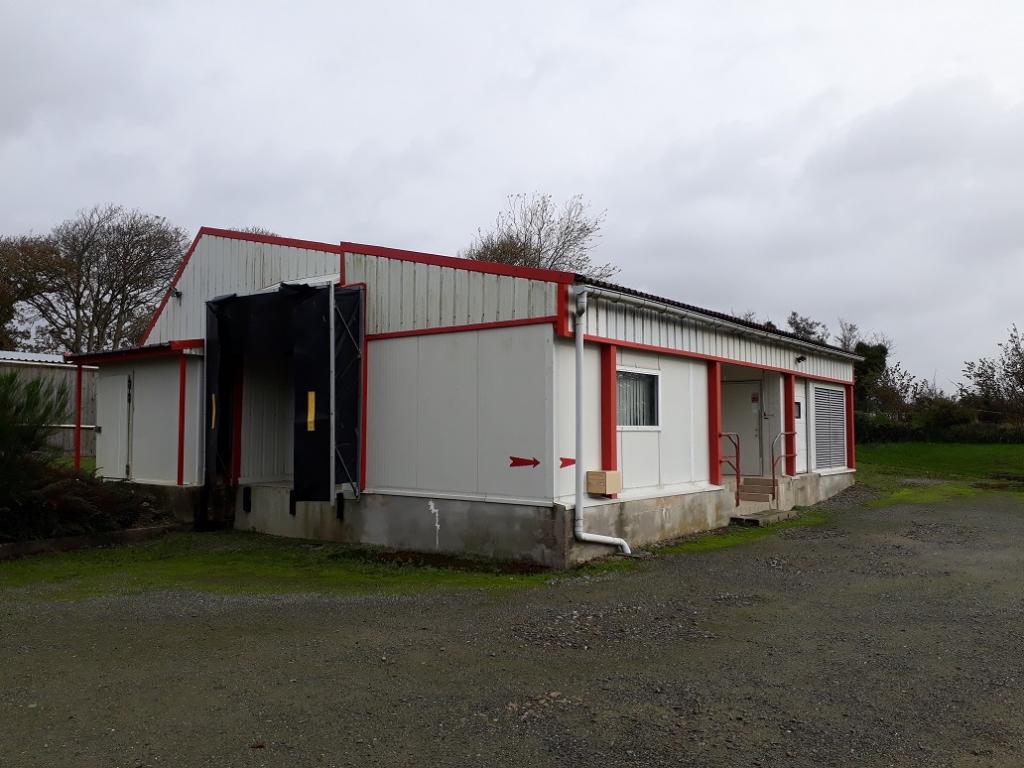 Entrepôt - Plabennec -  150 m2