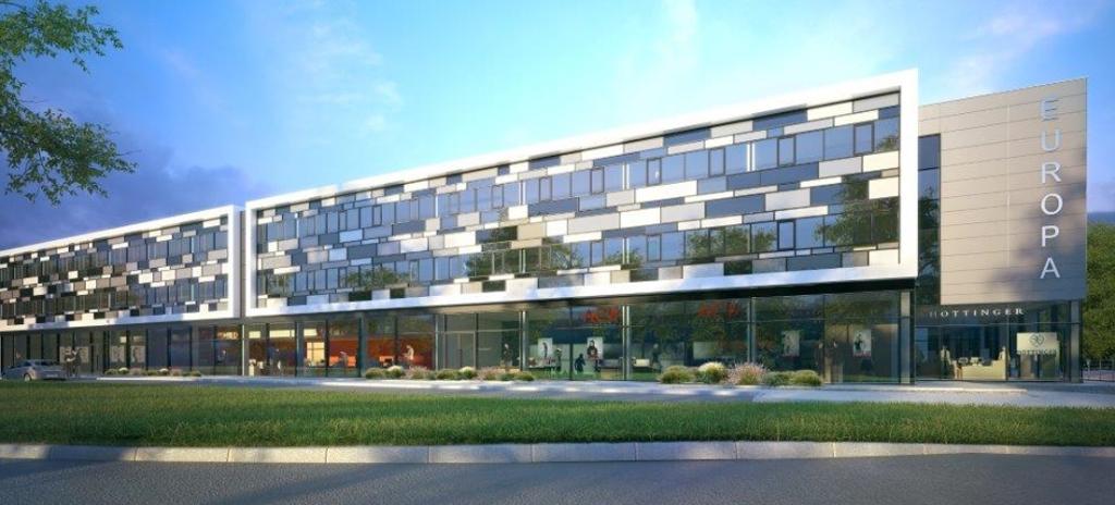 Bureaux Brest - Bd de l'Europe - 360 m2