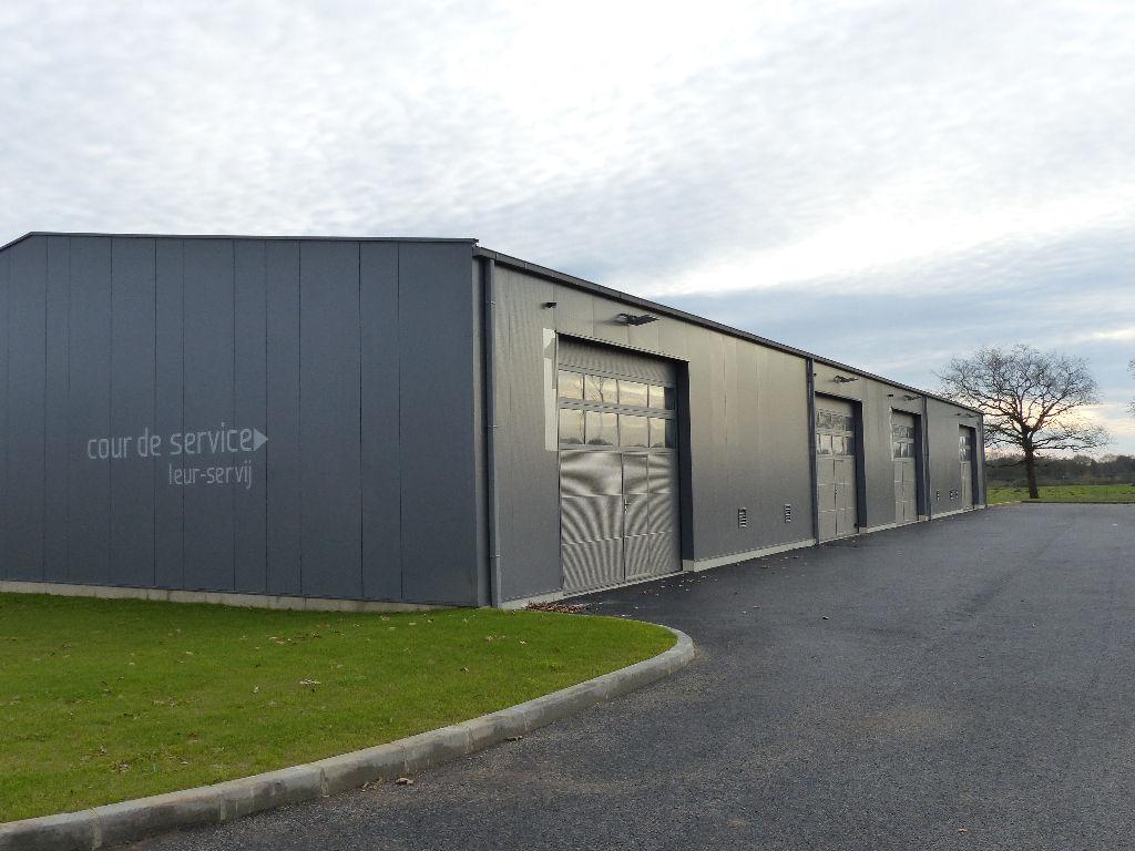 PLOUDANIEL - ZAE KERNO PARCOU - Ateliers relais (local activité à louer)