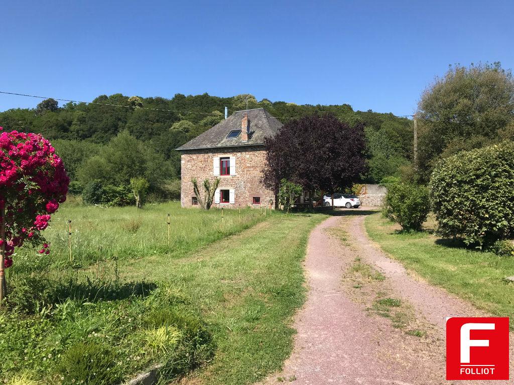 ACHAT VENTE Maison Cerences campagne proche bourg terrain 6000m²