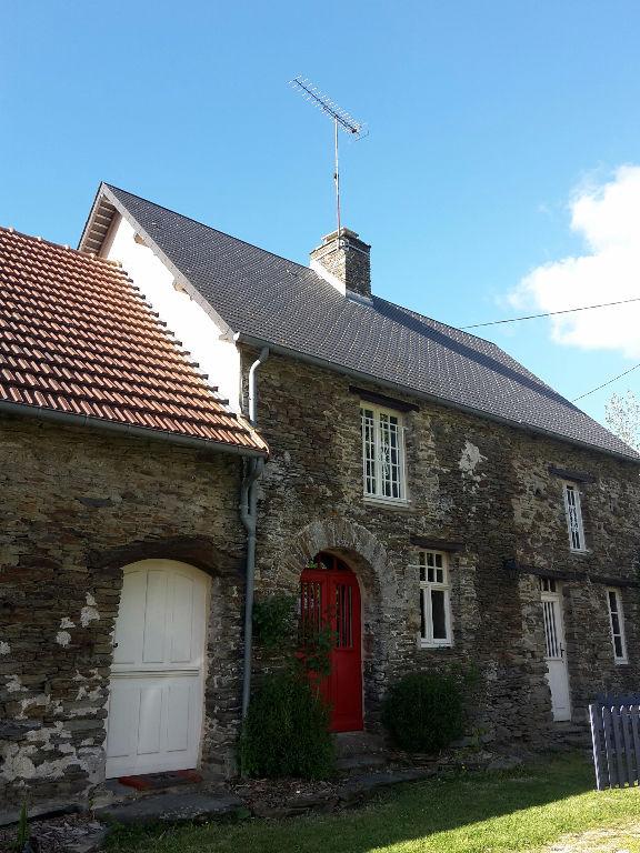 A LOUER Maison La Barre De Semilly 4 pièce(s) 140.67 m2