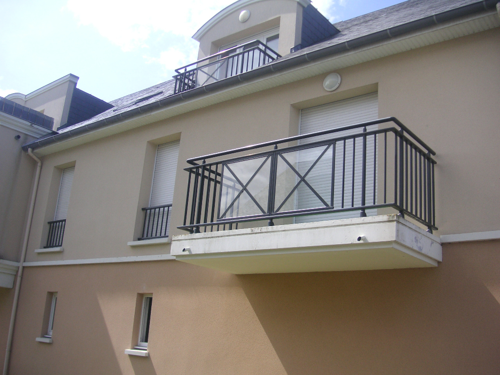 A louer appartement type F3 - Carentan (50500)