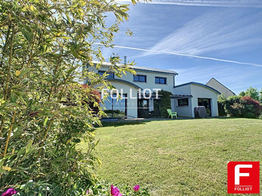 Achat/vente  Maison Blainville Sur Mer 5 pièce(s) 165 m2