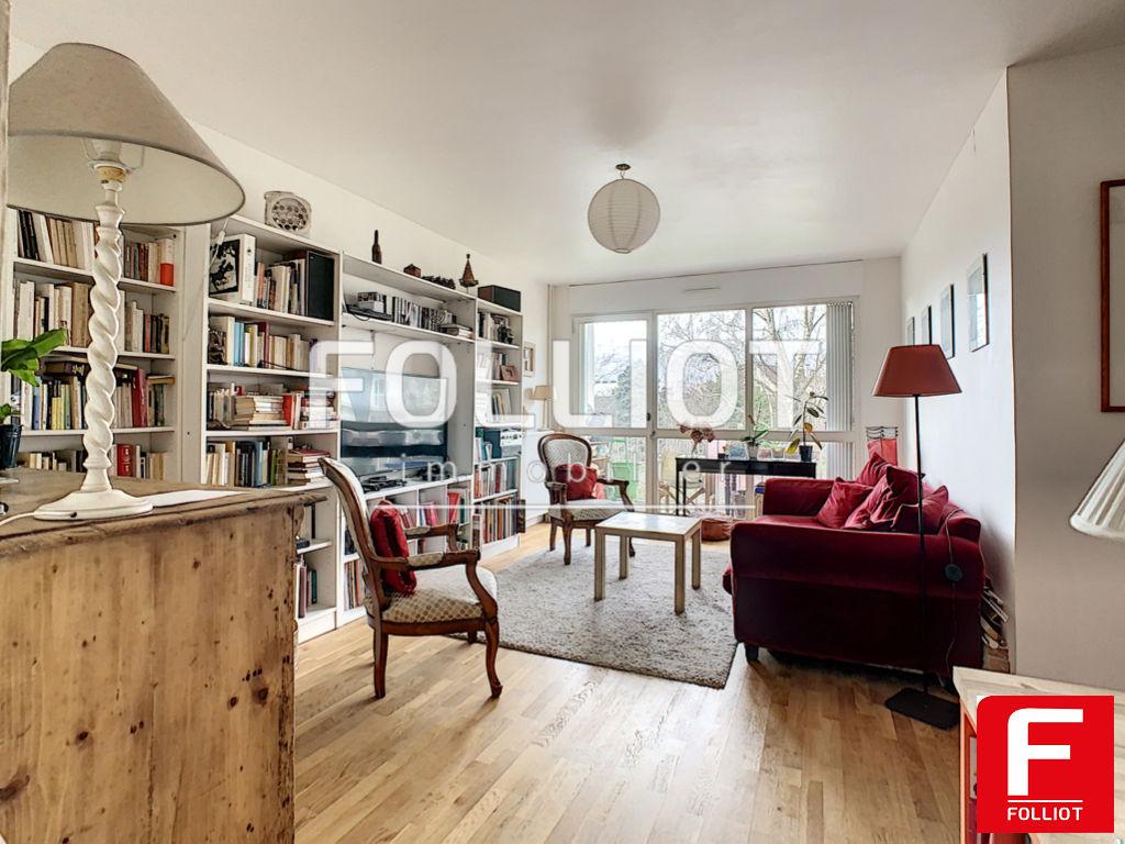 A VENDRE - Appartement  CAEN - RUE DE BAYEUX 3 pièces  74 m2