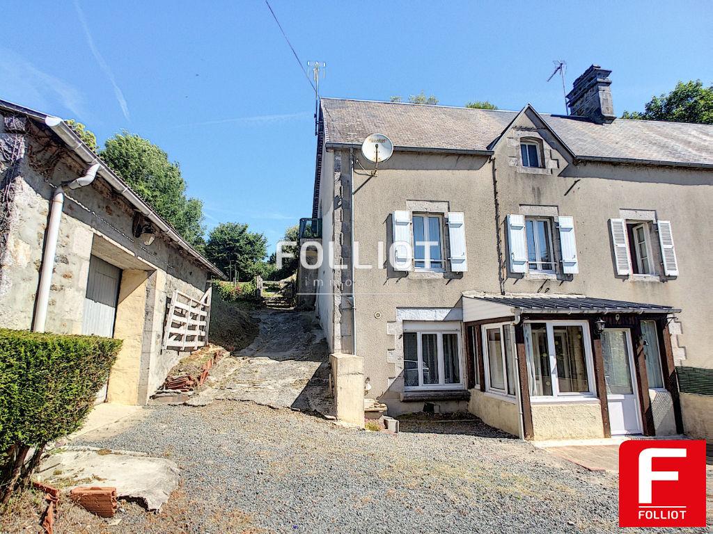 A LOUER - Maison Saint Pierre De Coutances 3 pièce(s) 64 m2