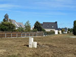 BILLIERS Beau terrain à bâtir de 464 m²