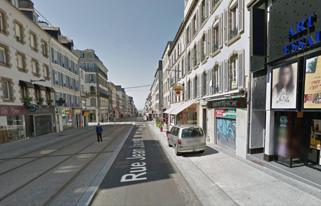Local commercial Brest 43 m2