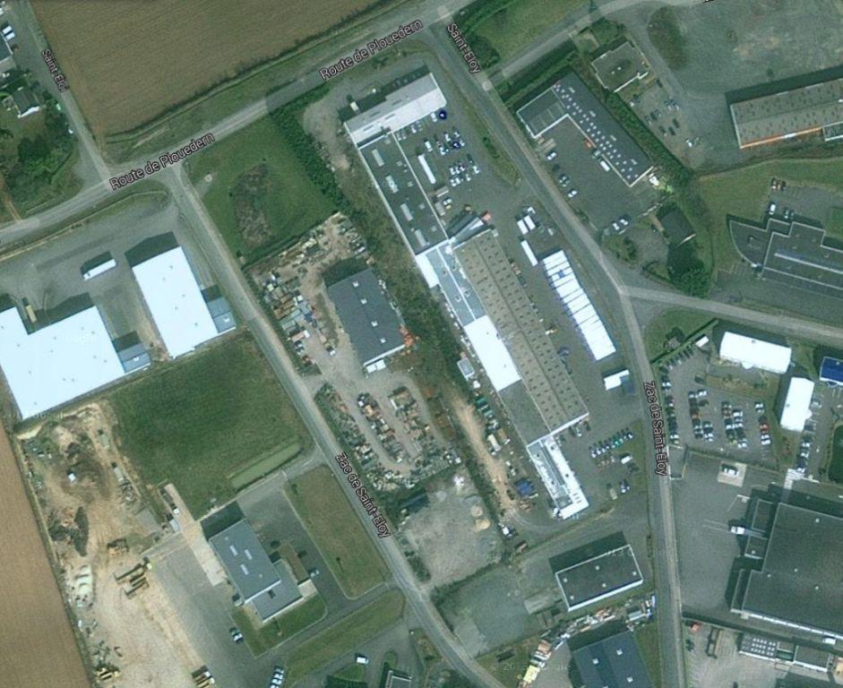 Local d'activité Plouedern - 7260 m2