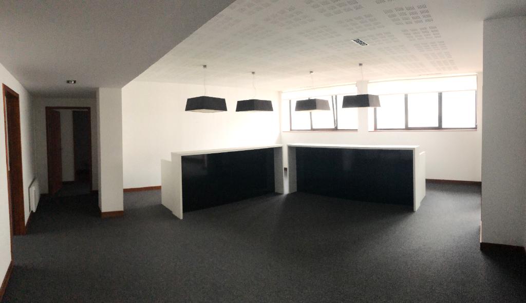 Bureaux Brest 560 m2