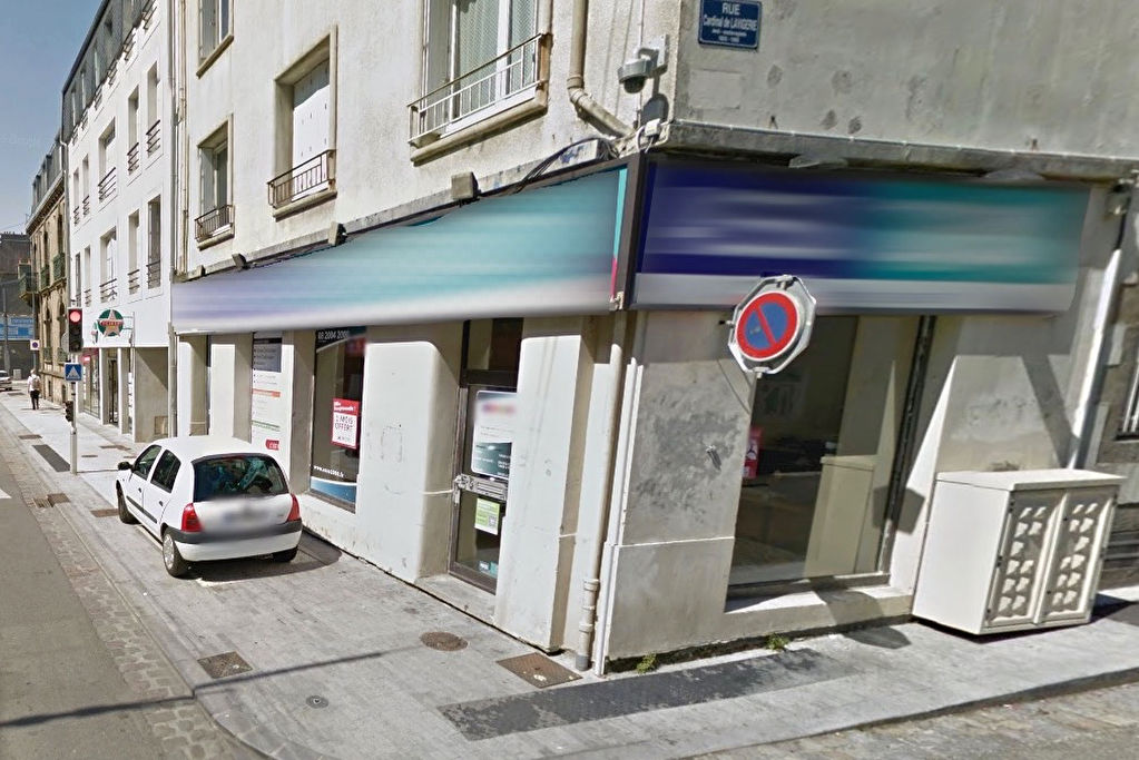 Local commercial Brest 90 m2