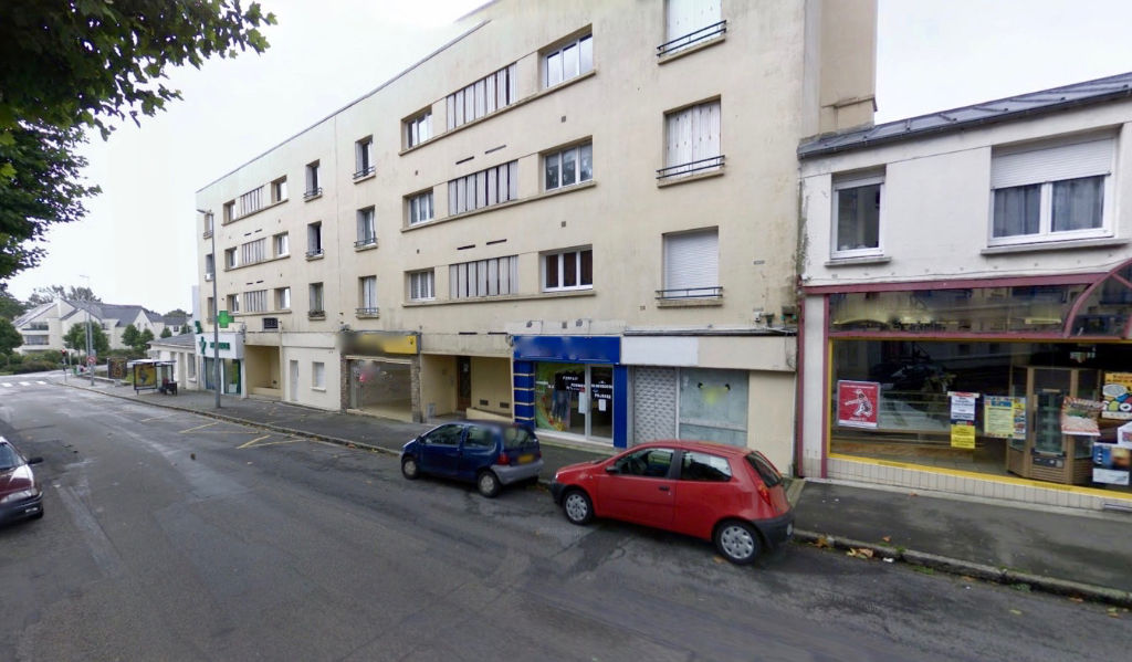 Local commercial Brest 100 m2