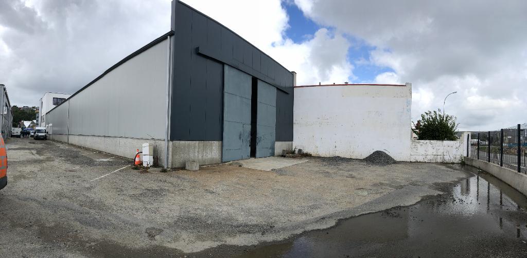 Entrepôt / local industriel Brest 950 m2