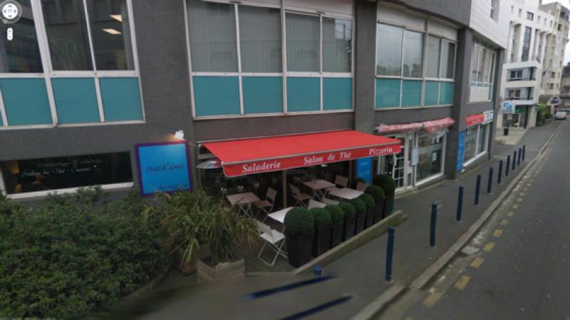 local pcommercial Brest 3 pièce(s) 350 m2