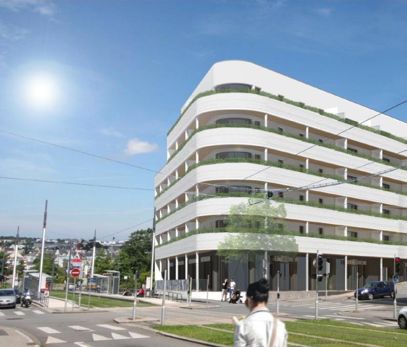 Bureaux Brest 190,41 m2