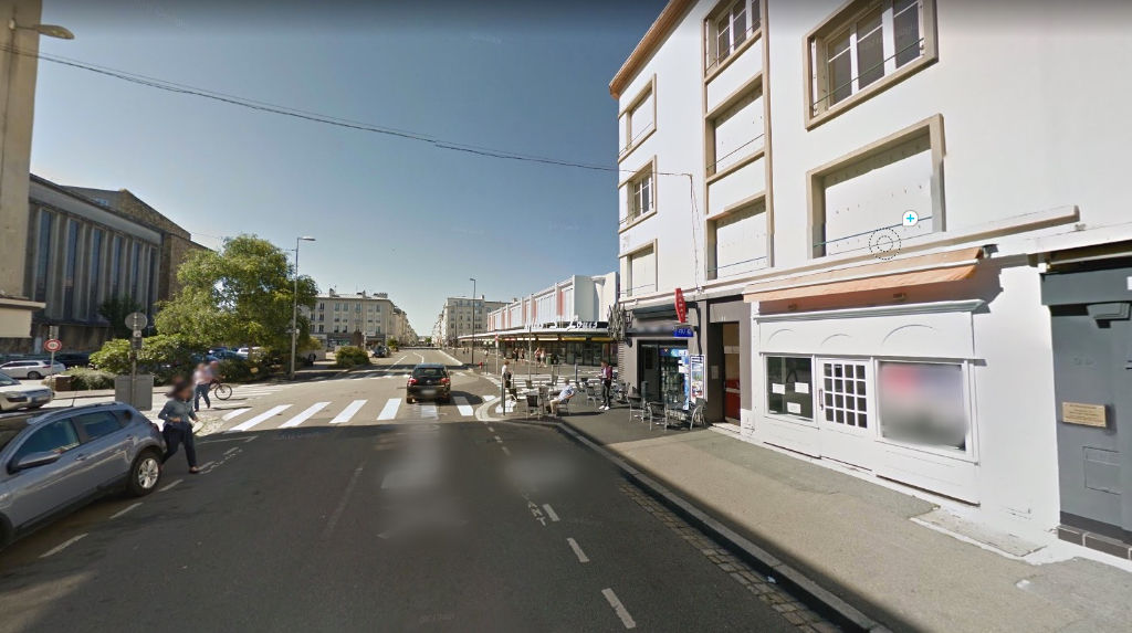 Local commercial Brest 50m2