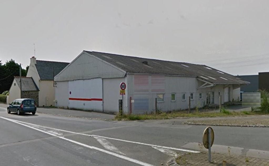 Entrepôt / local industriel Guipavas 500 m2