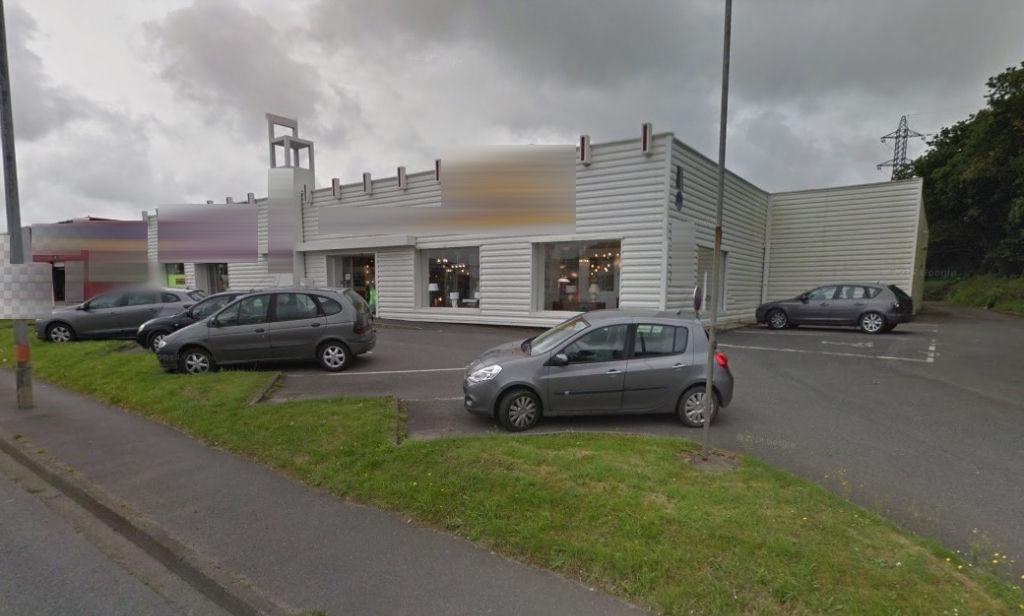 Local commercial Gouesnou 850 m2