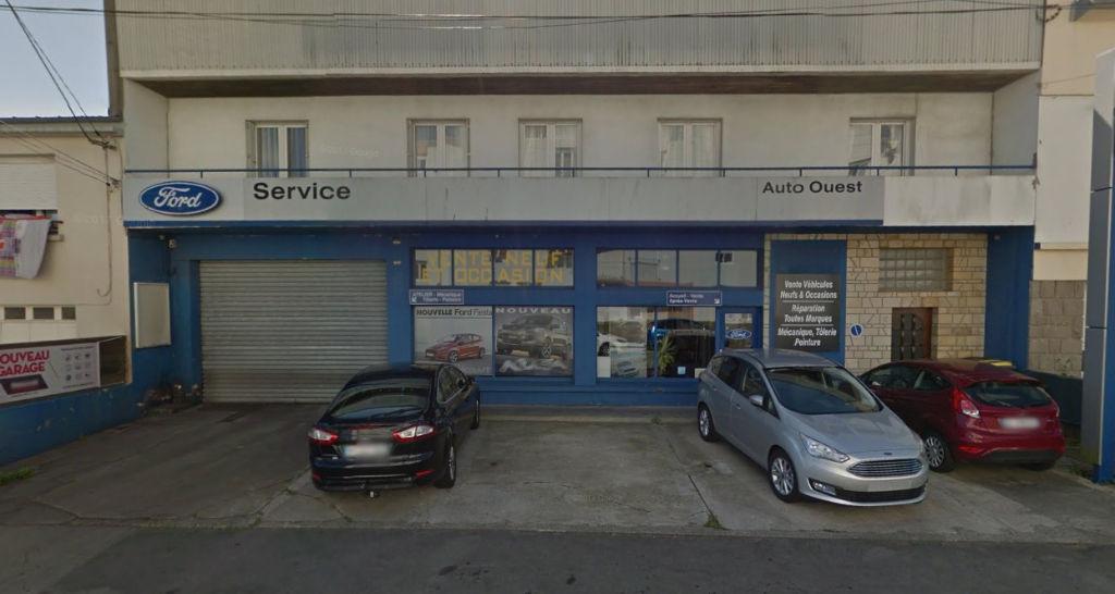 Entrepôt / local industriel Brest