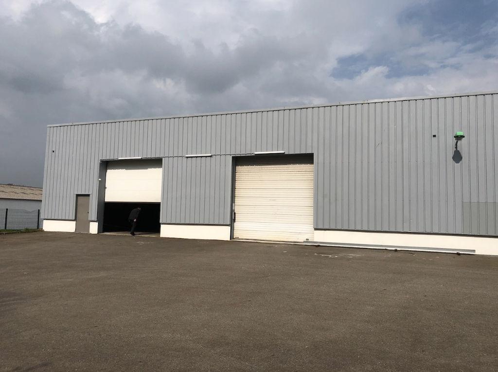 Entrepôt / local industriel Gouesnou 1500 m2
