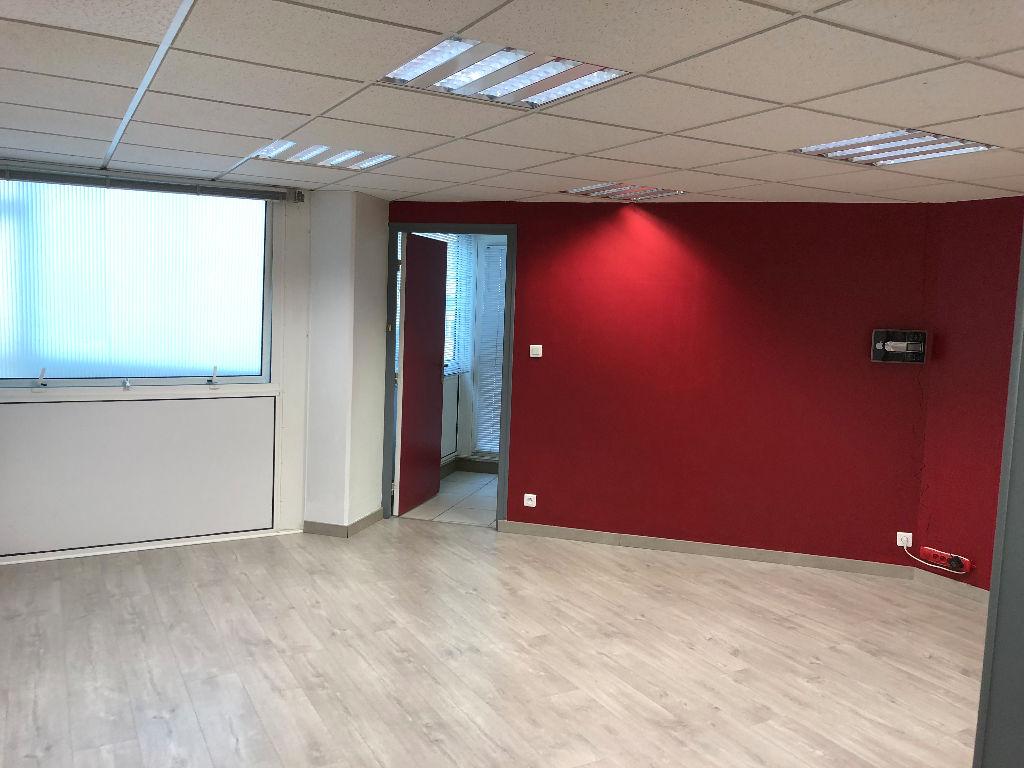 Bureaux Brest 80 m2