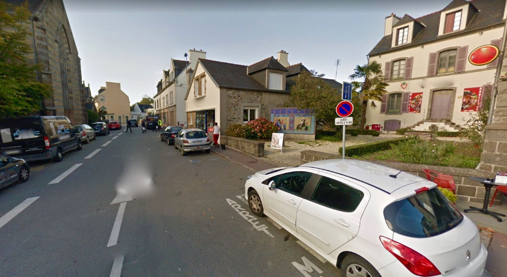 Local commercial Plougastel Daoulas 125 m2