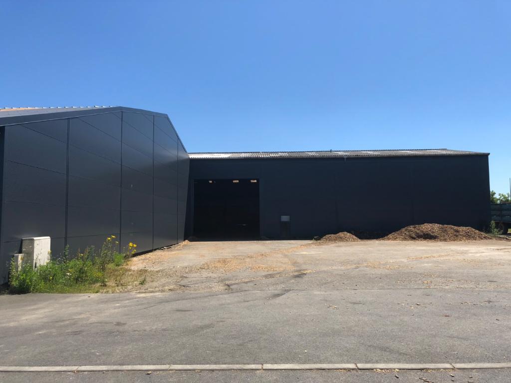 Entrepôt / local industriel Pencran 4000 m2