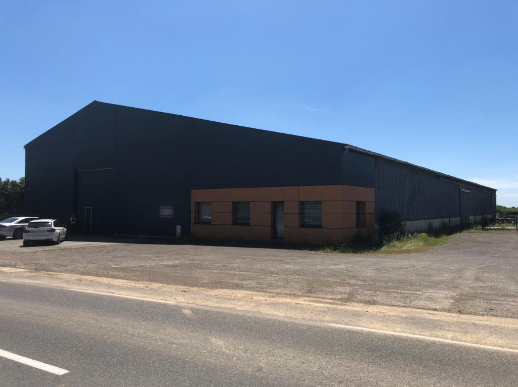 Entrepôt / local industriel Pencran 1200 m2