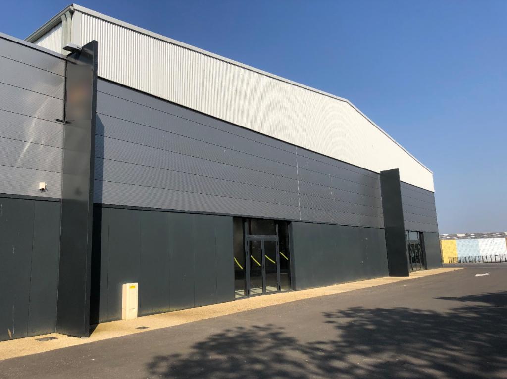Entrepôt / local industriel Gouesnou 280 m2