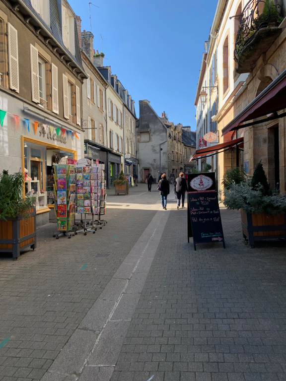 Local commercial Landerneau 20 m2