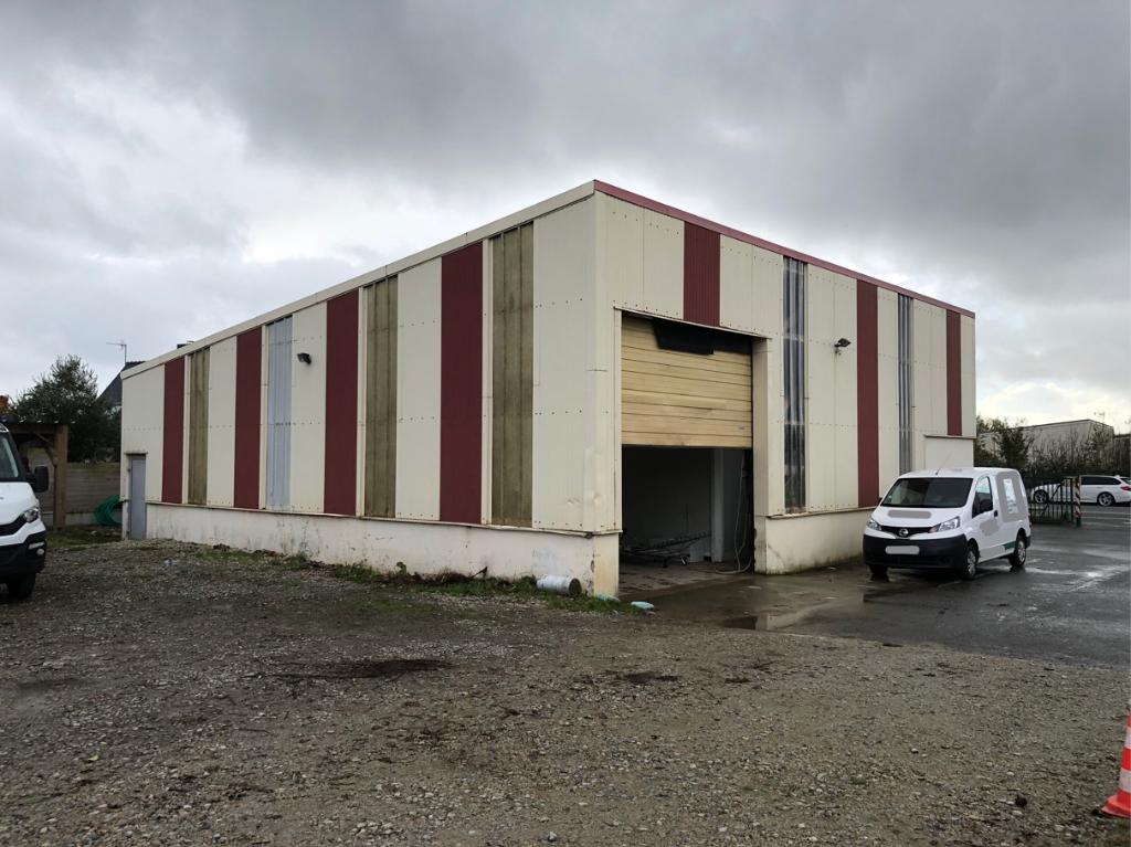 Entrepôt / local industriel Plouzane 208 m2