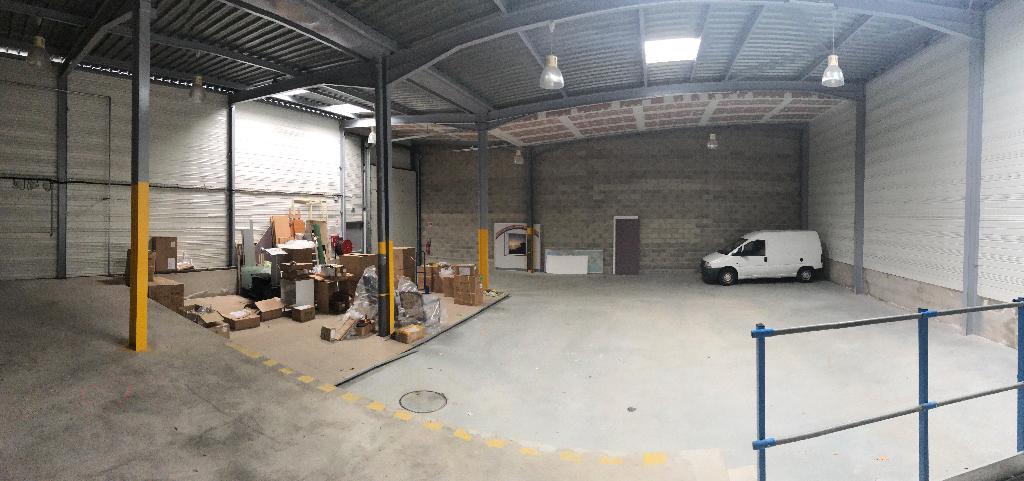 Entrepôt / local industriel Gouesnou 400 m2
