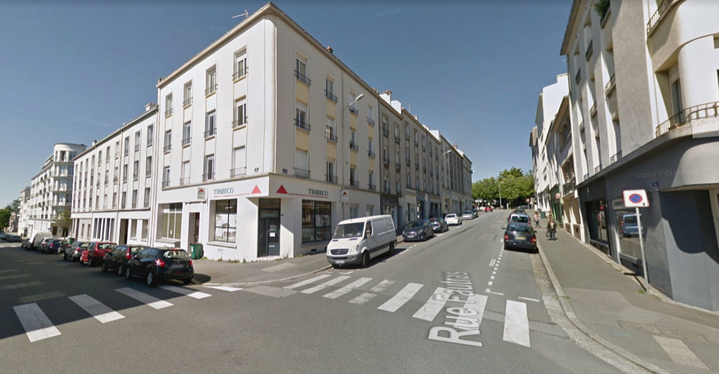 Local commercial Brest 35m2