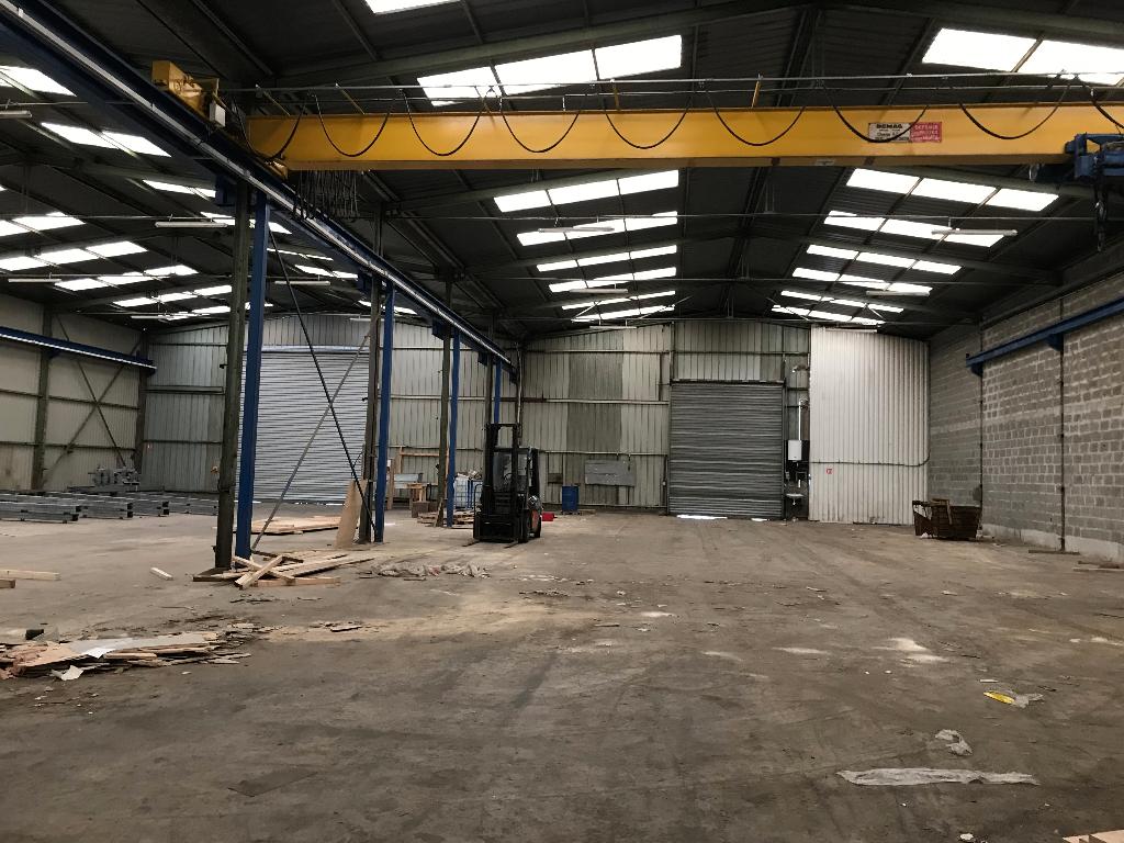 Entrepôt / local industriel Gouesnou 1800 m2