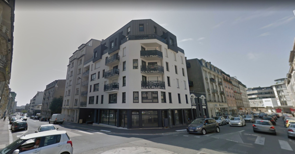 Local commercial Brest 119 m2
