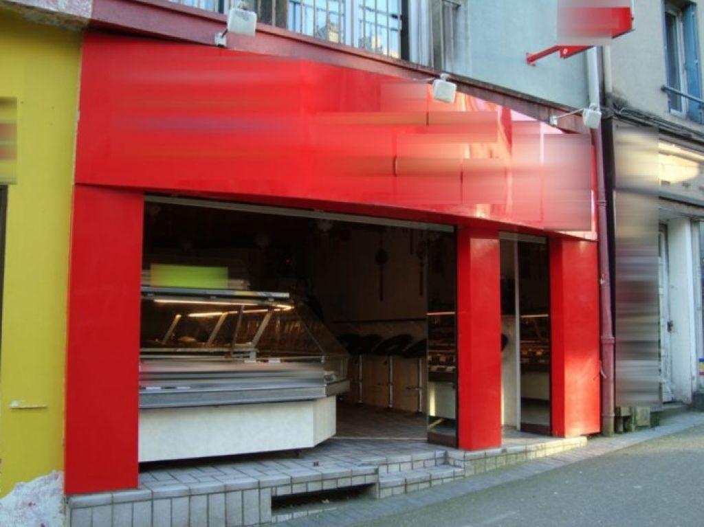 Local commercial Brest 3 pièce(s) 44 m2