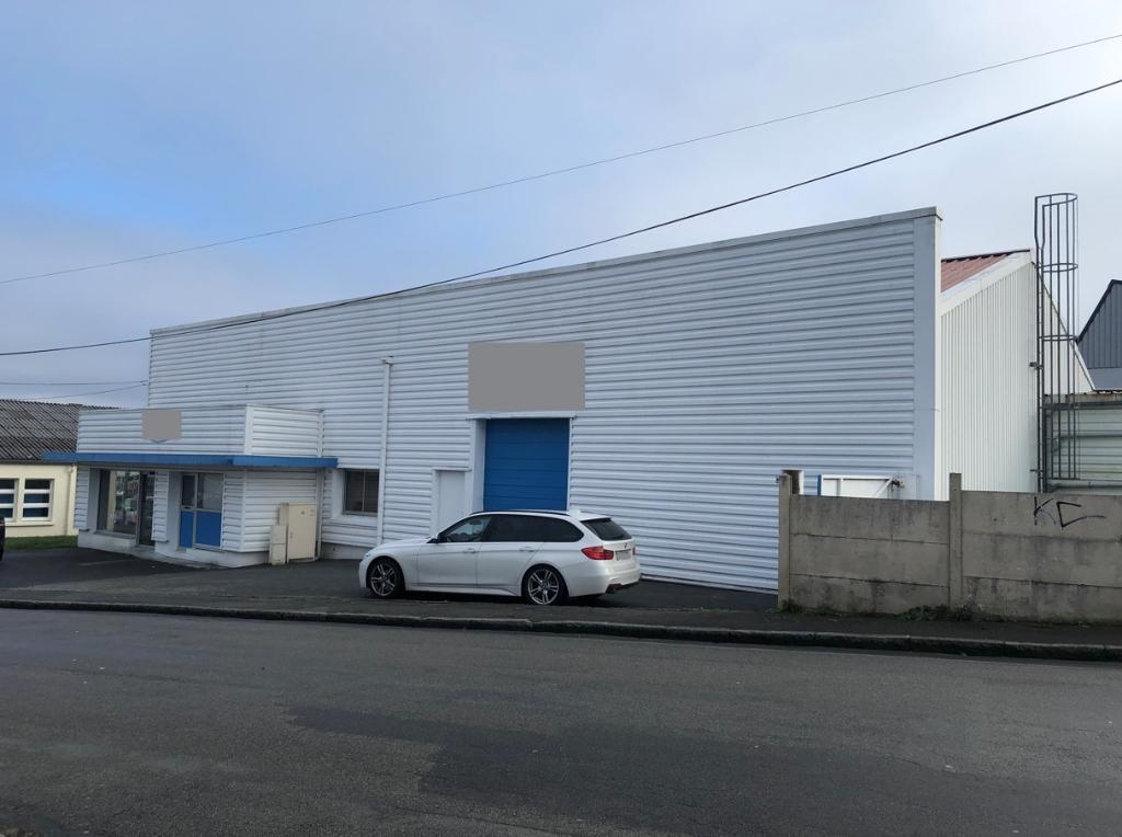 Local d'activité Brest - 575 m2