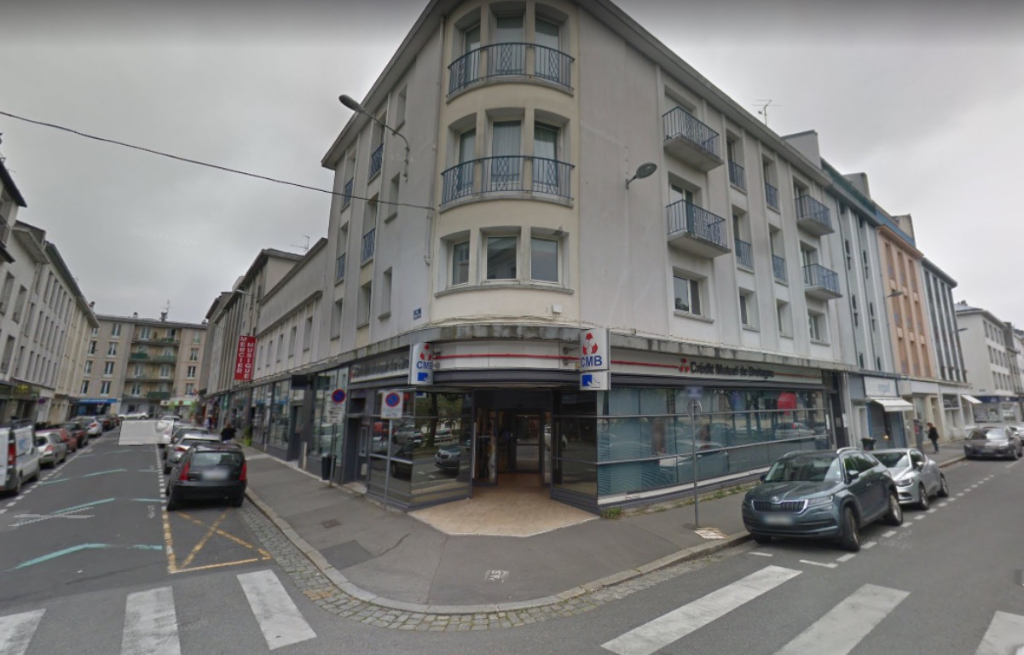 Local commercial Brest 273 m2