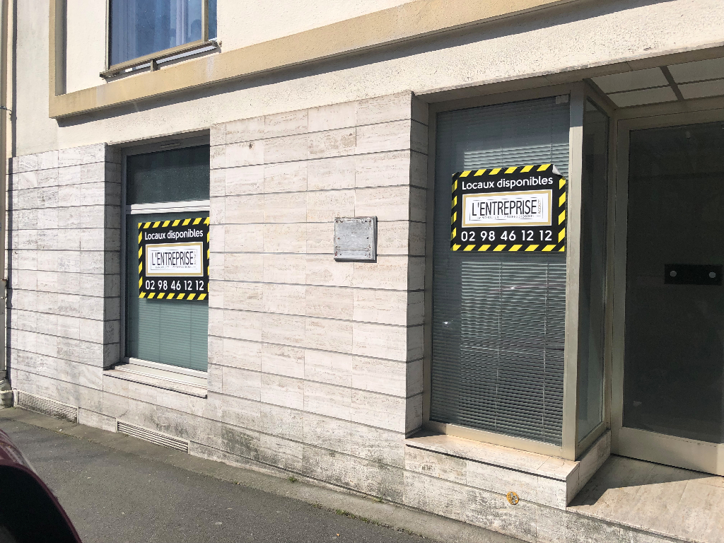 Local commercial/bureau Brest centre-ville 38 m2