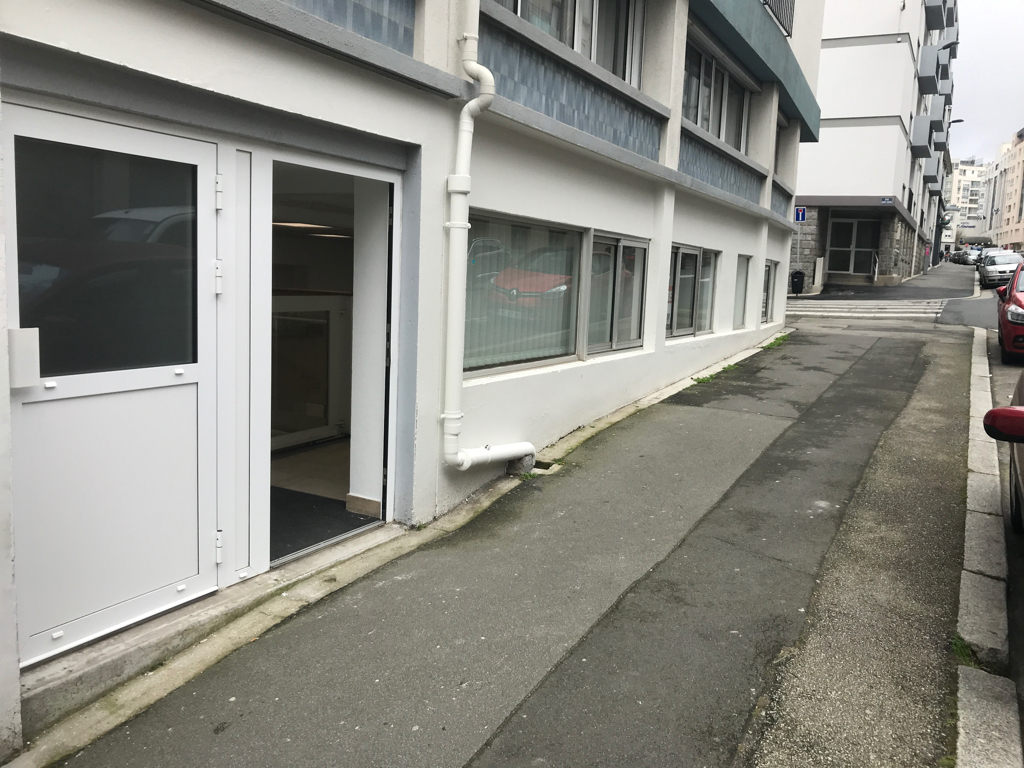 Local commercial Brest 69 m2