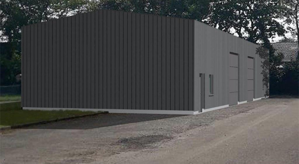 Entrepôt / local industriel Gouesnou 120 m2