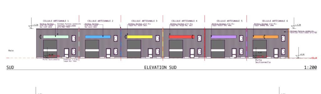 Entrepôt / local industriel Guipavas 1280,40 m2