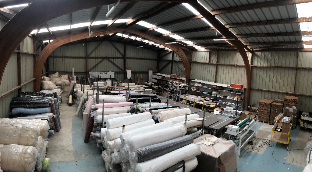 Entrepôt / local industriel Plouzane 420 m2