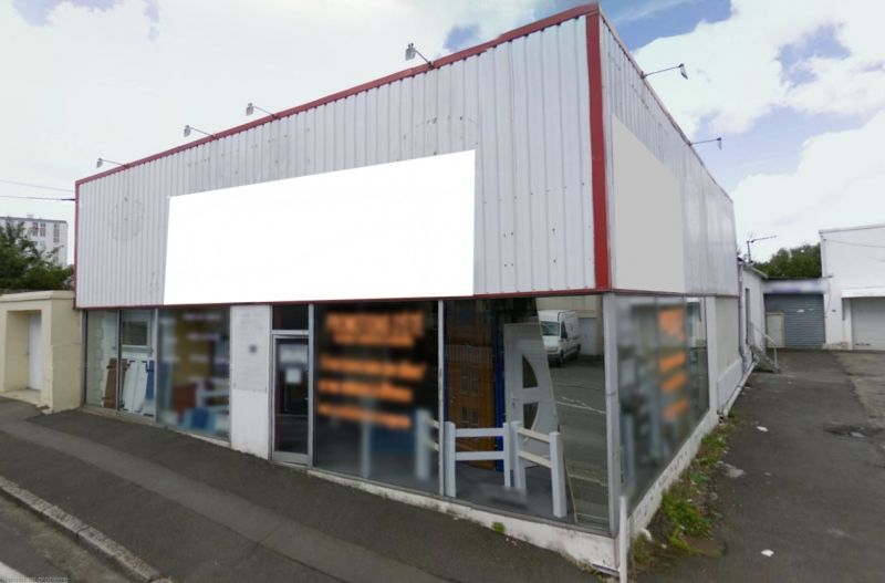 Local commercial Brest - 450 m2