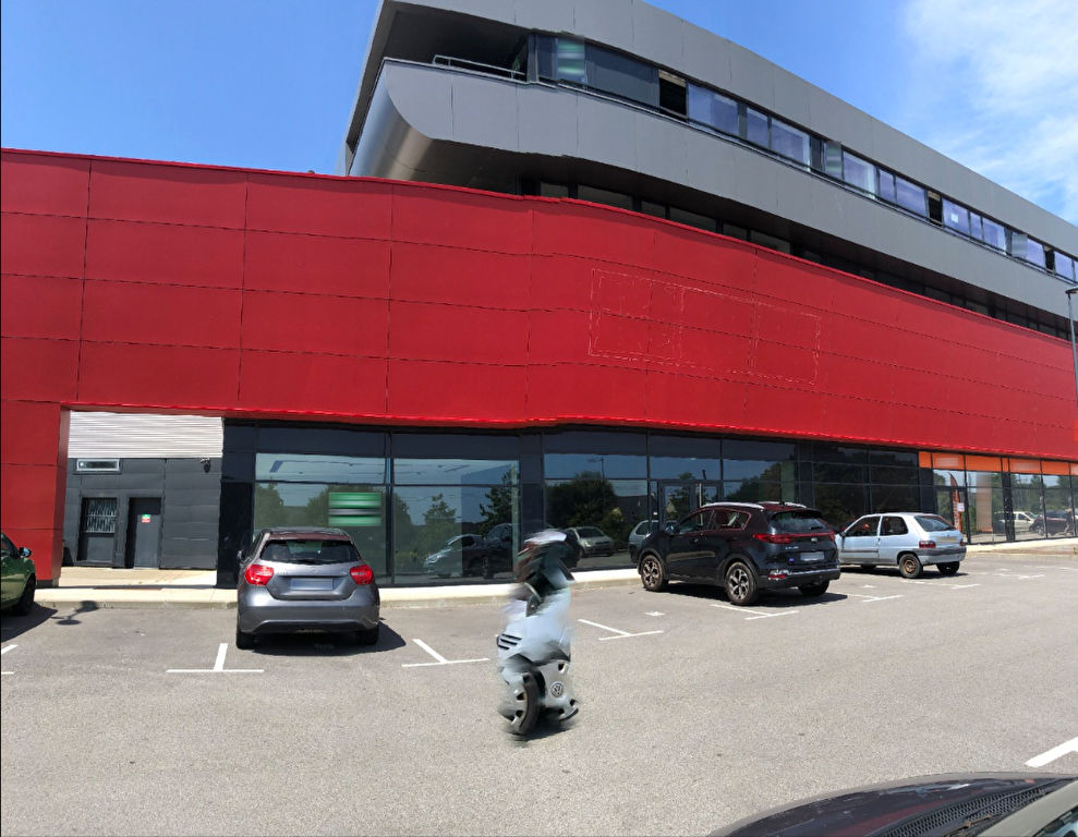 Local commercial Brest 560 m2