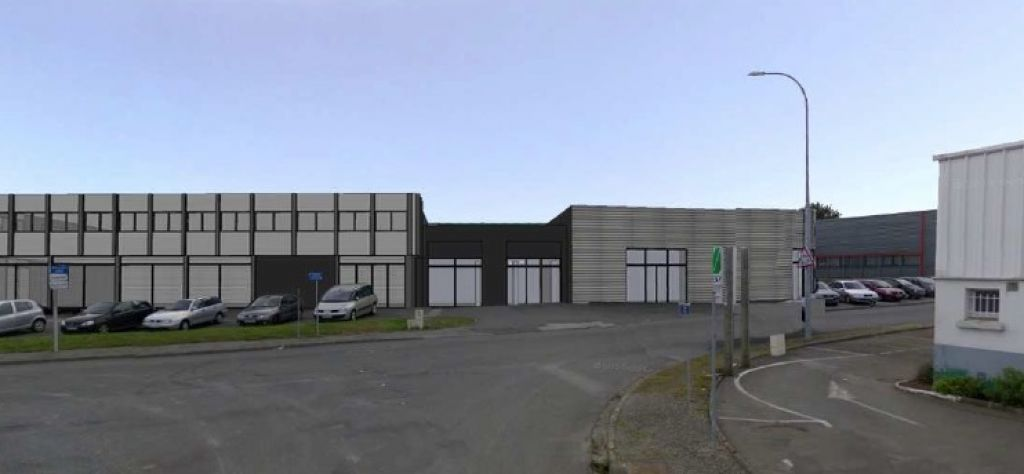 Local commercial  700 m2