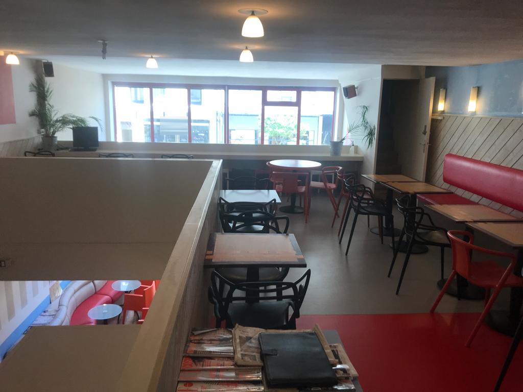 Local commercial Brest - emplacement numéro 1- 240 m2 plus appartement de fonction
