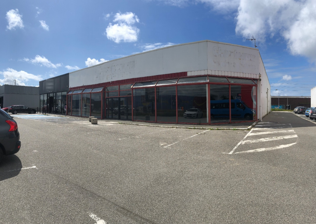 Local commercial Brest 830 m2