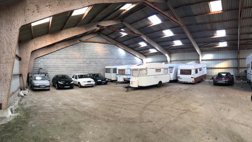 Entrepôt / Local industriel Plougonvelin 500 m2