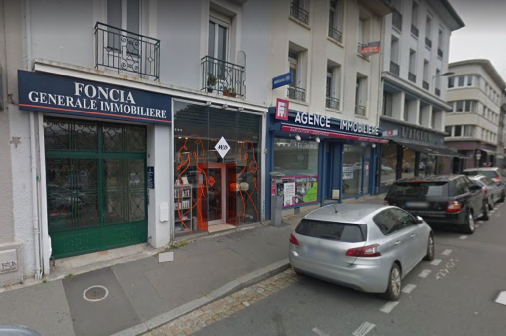 Local commercial - BREST  - 38 m2